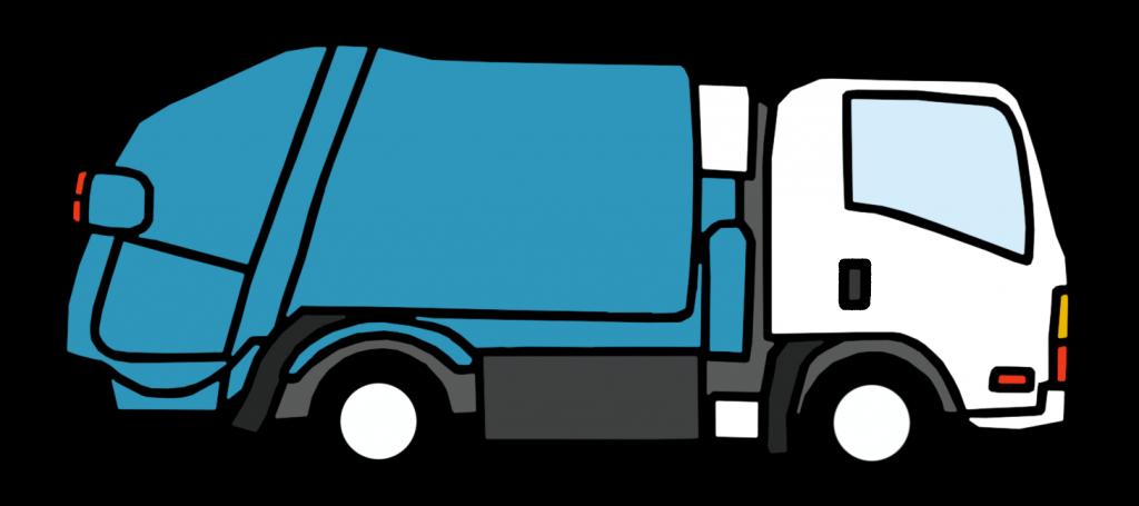 産業廃棄物収集運搬車両へのステッカー等の表示義務 (青森)