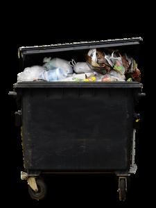 産業廃棄物を排出事業者が自社で運搬する場合の車両への表示事項 (青森県 青森市)