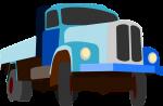 許可取得後の産業廃棄物収集運搬車両へのステッカー等の表示義務と例外事項