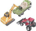解体工事業の登録を受けたら、産廃収集運搬業許可の取得も検討してみよう!