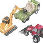 解体工事と産業廃棄物の運搬(青森 行政書士)
