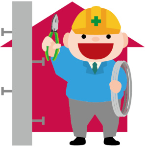 電気工事業登録の要件や資格者のこと